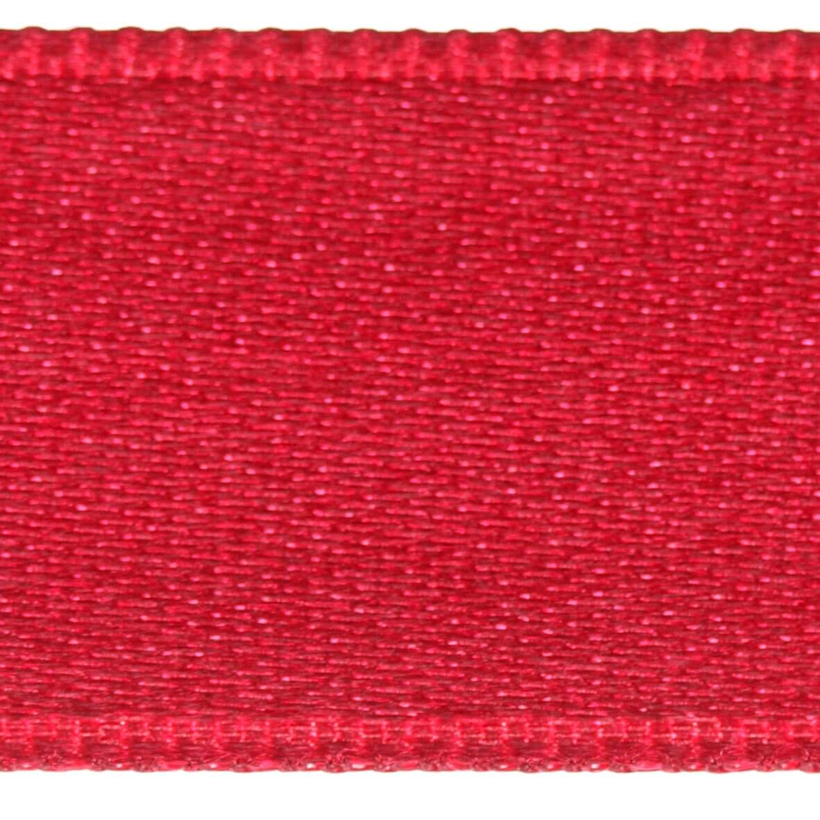 Regal Red Col. 264 - 25mm Satab Satin Ribbon