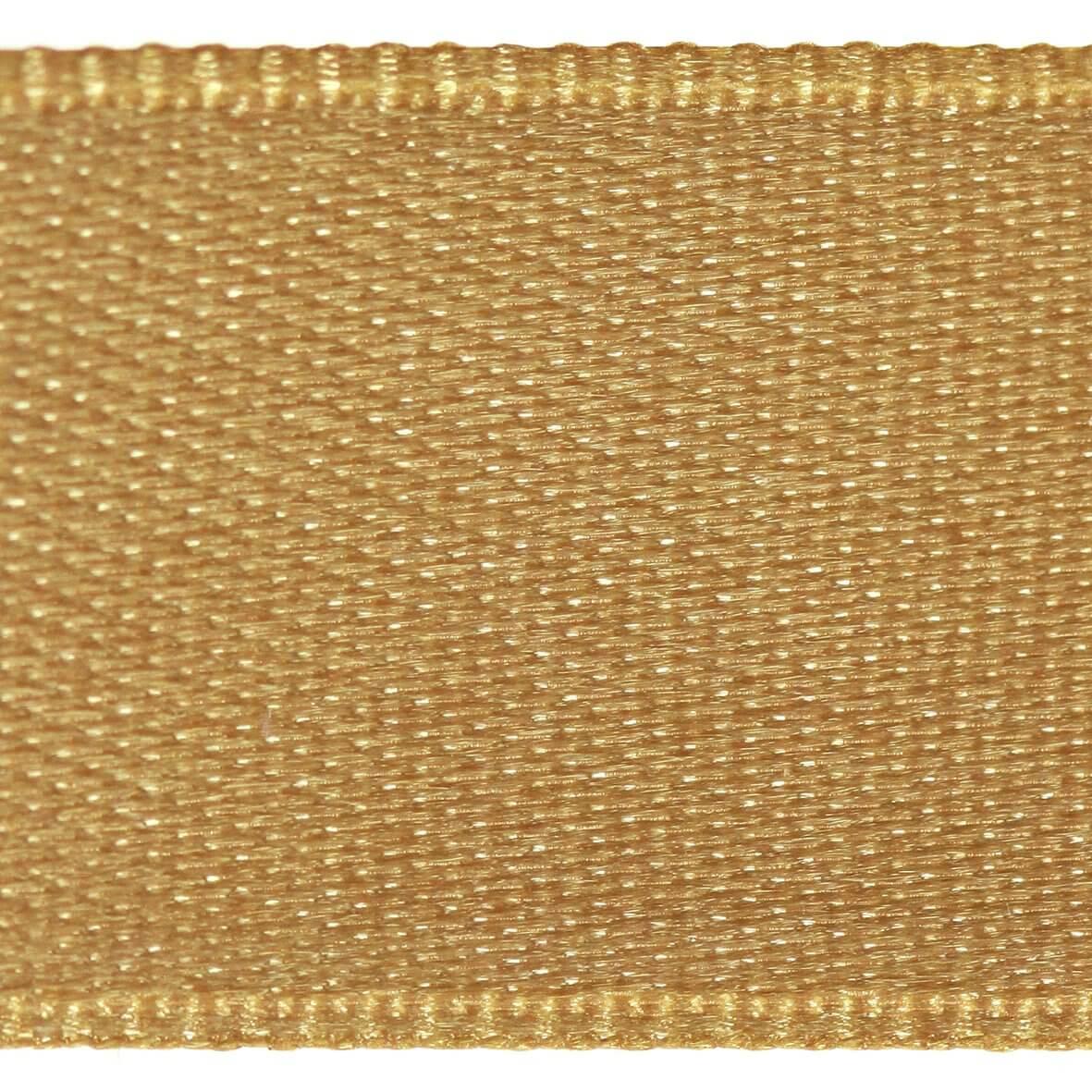 Goldrush Col. 304 - 25mm Satab Satin Ribbon