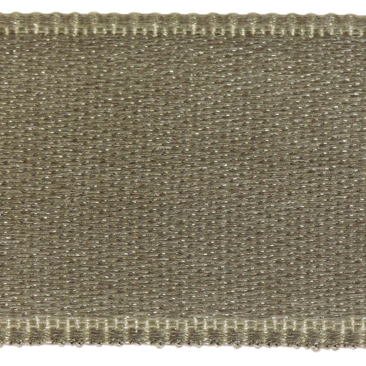 Deep Lichen Col. 521 - 25mm Satab Satin Ribbon
