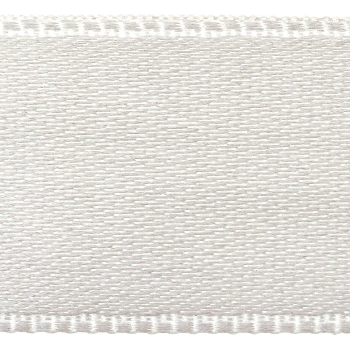 Bridal White Col. 537 - 25mm Satab Satin Ribbon