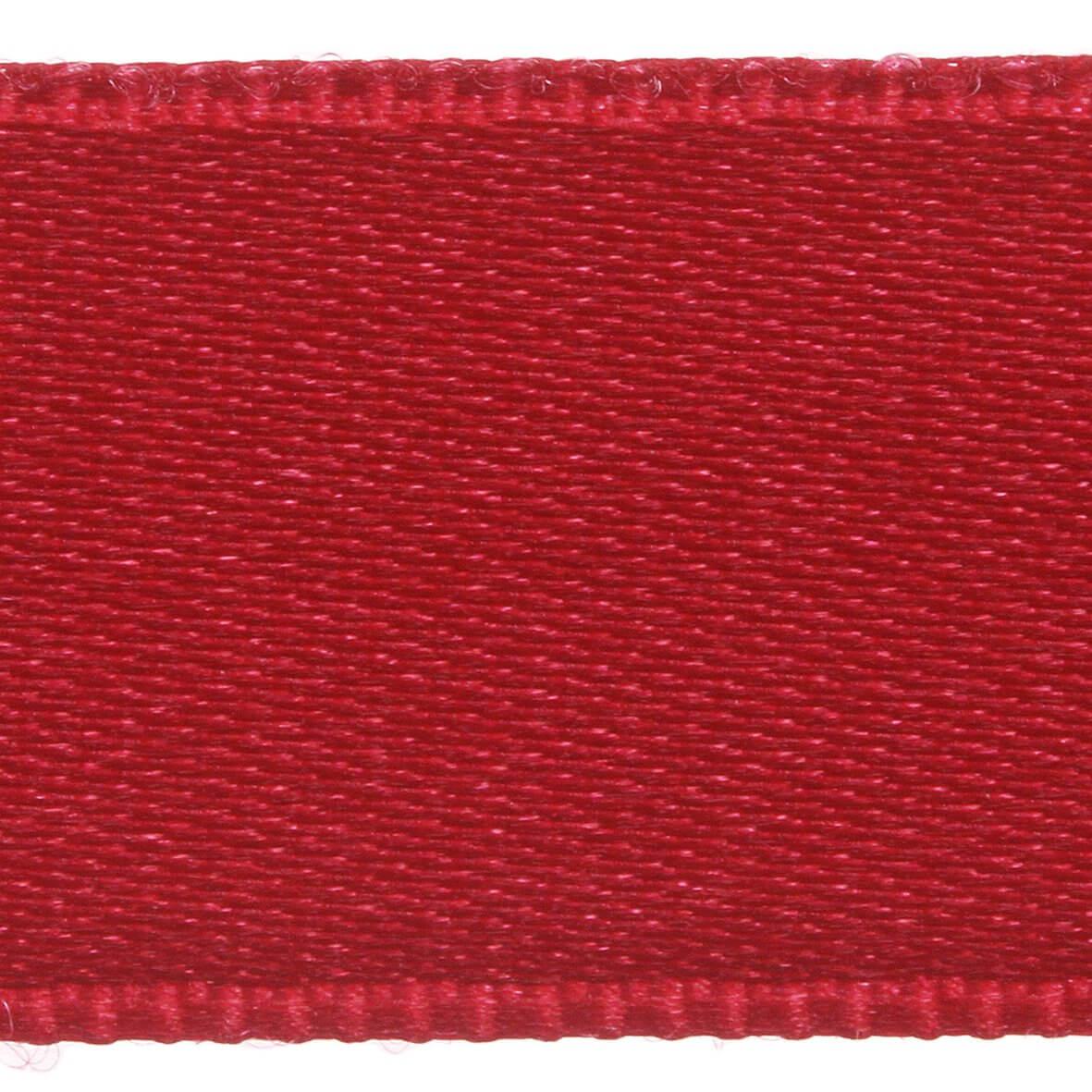 Samba Red Col. 324 - 25mm Satab Ribbon