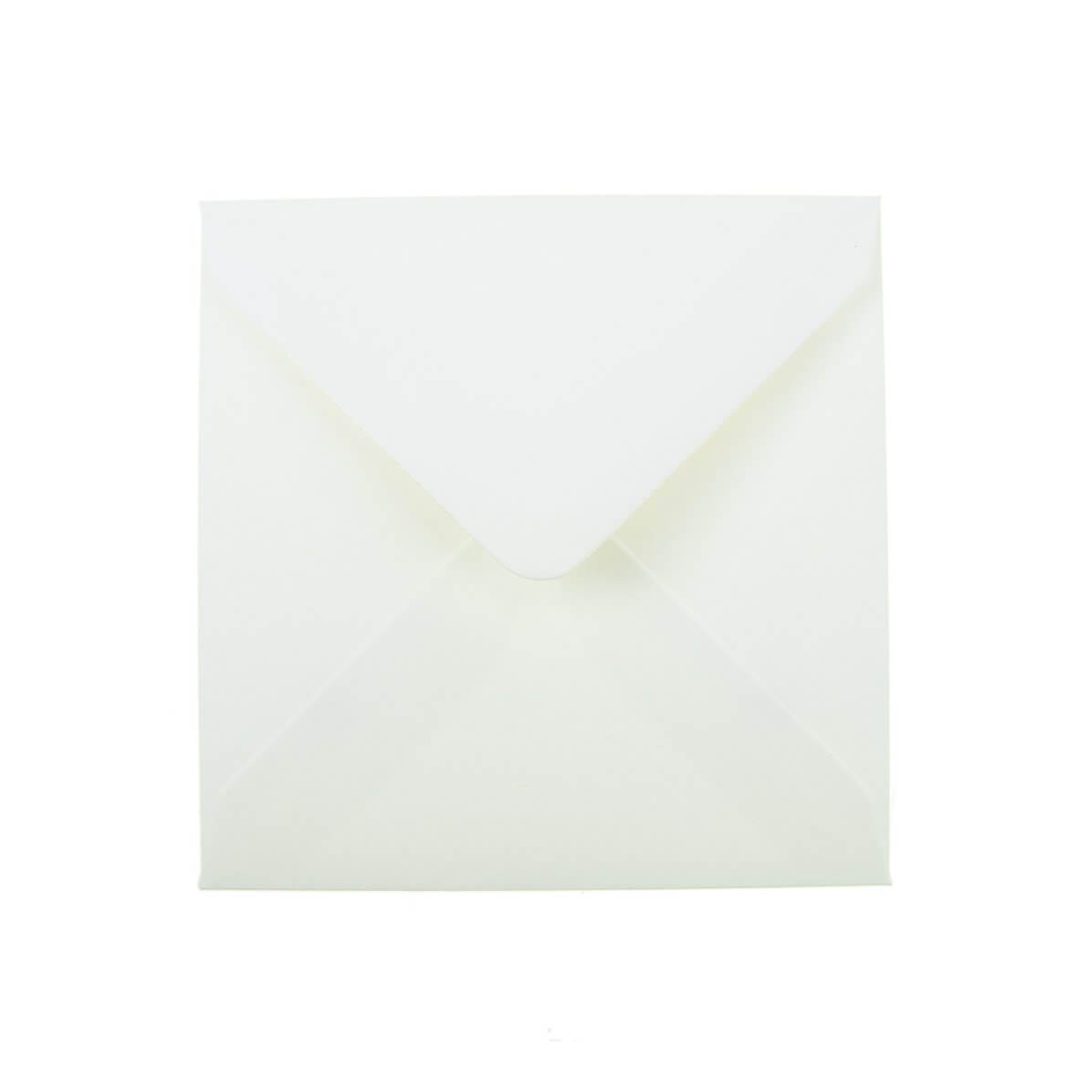 Ivory Small Square 130mm Envelope