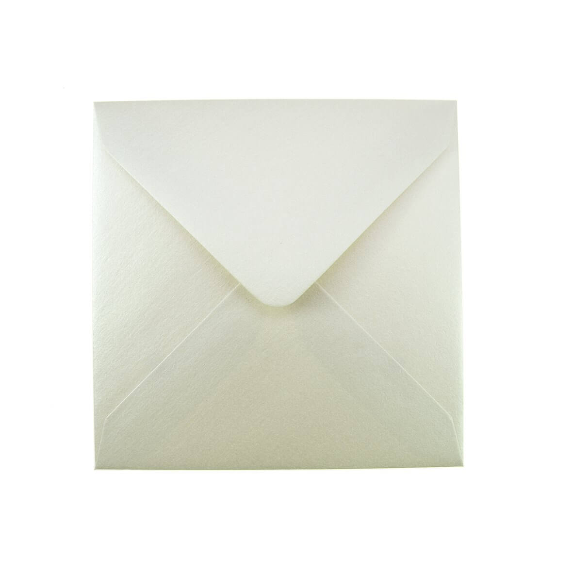 Soft Sheen Ivory Small Square 130mm Envelope
