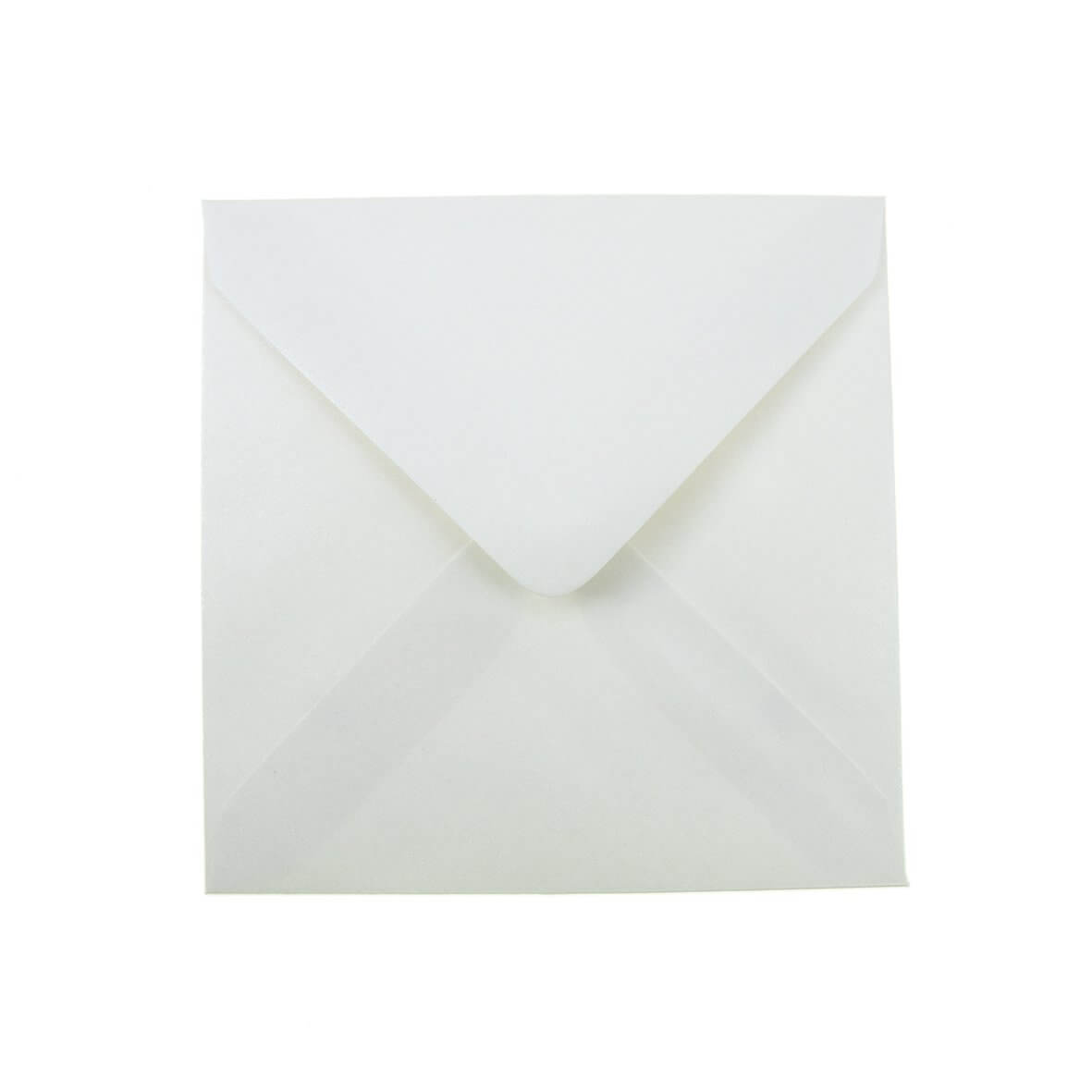Fabrique Dandy White Small Square 130mm Envelope