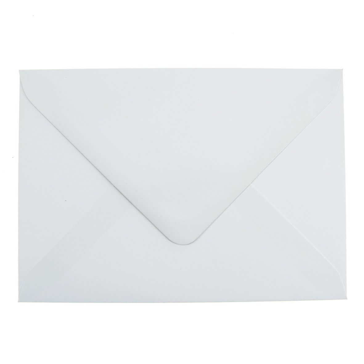 Plain White C6 Envelope