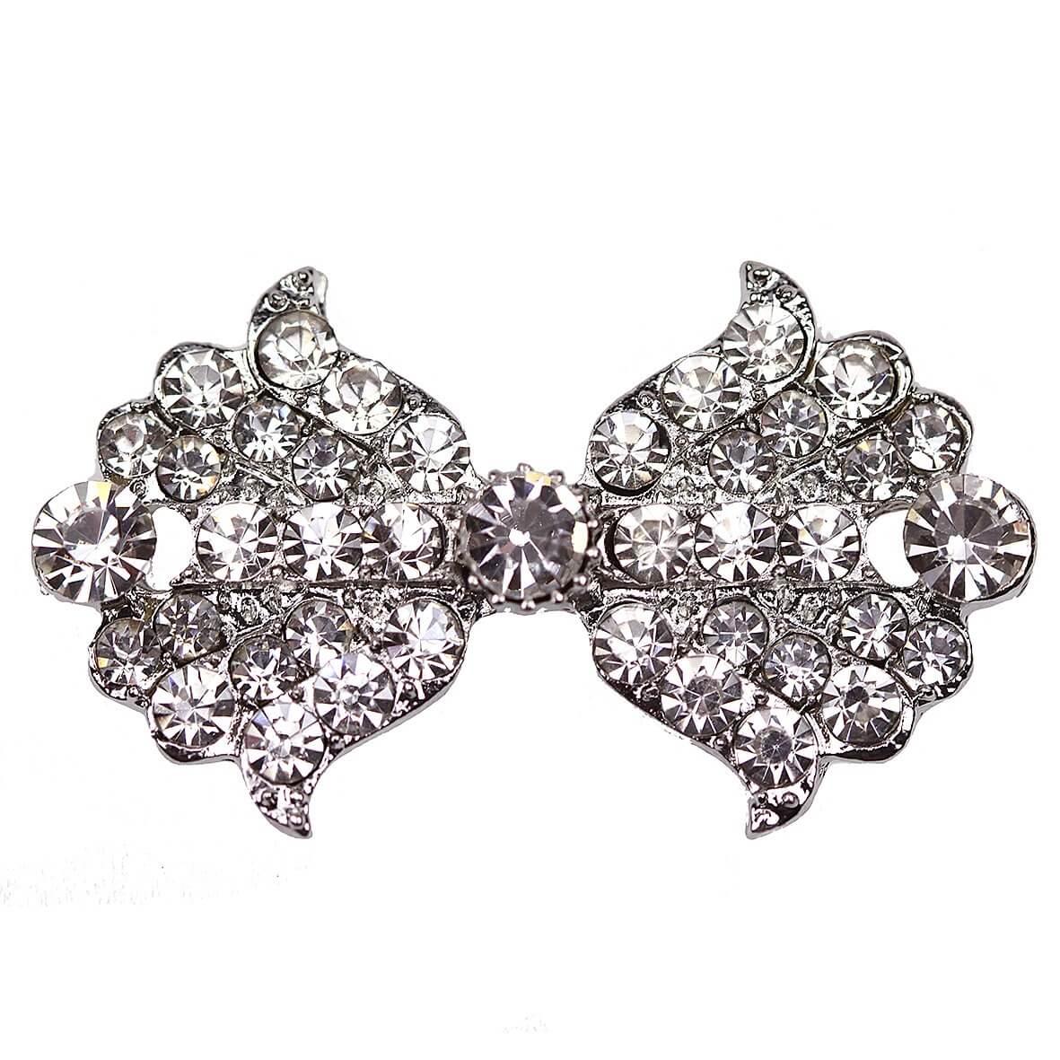 Angelique Bow Diamante Embellishment