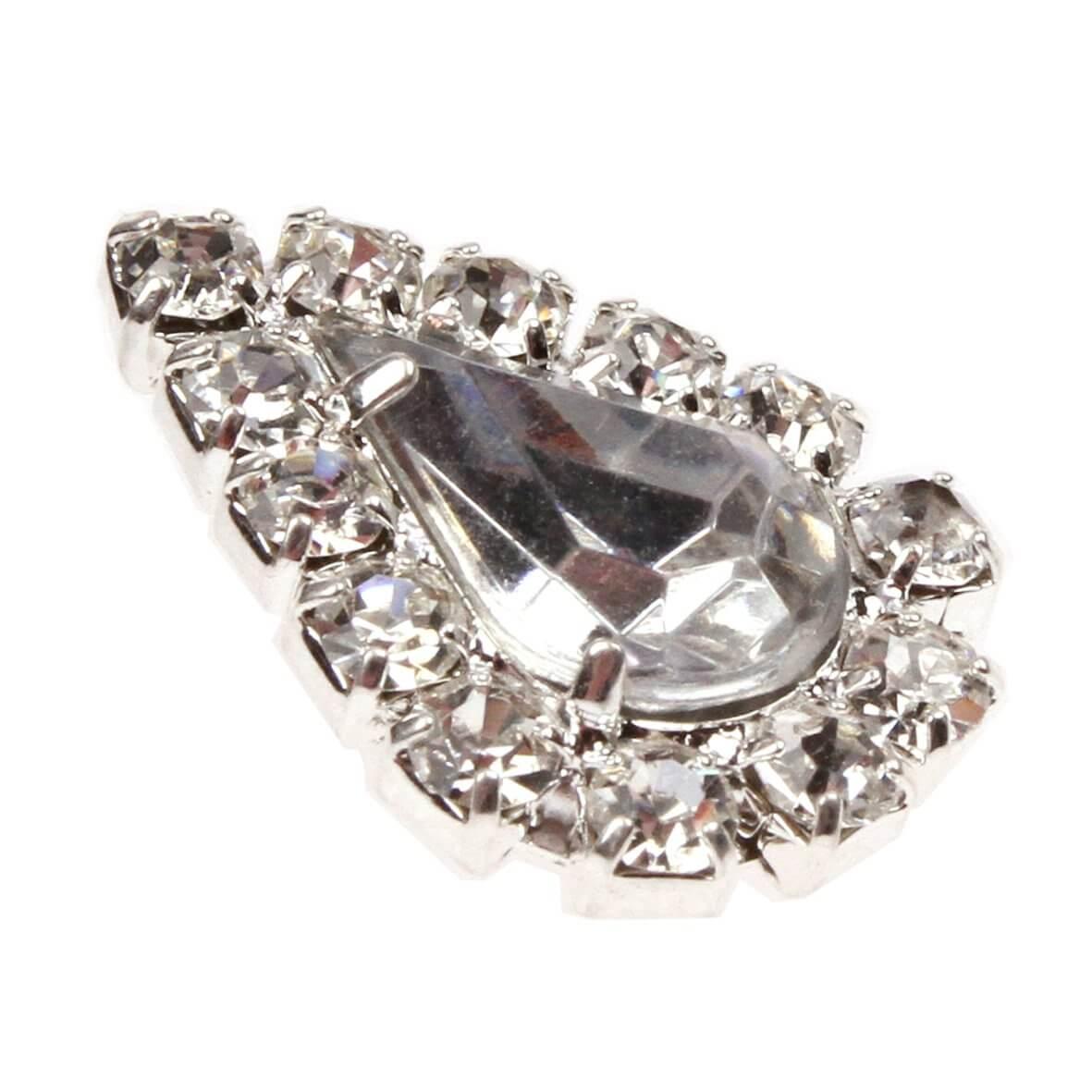 Grace Diamante and Gem Embellishment