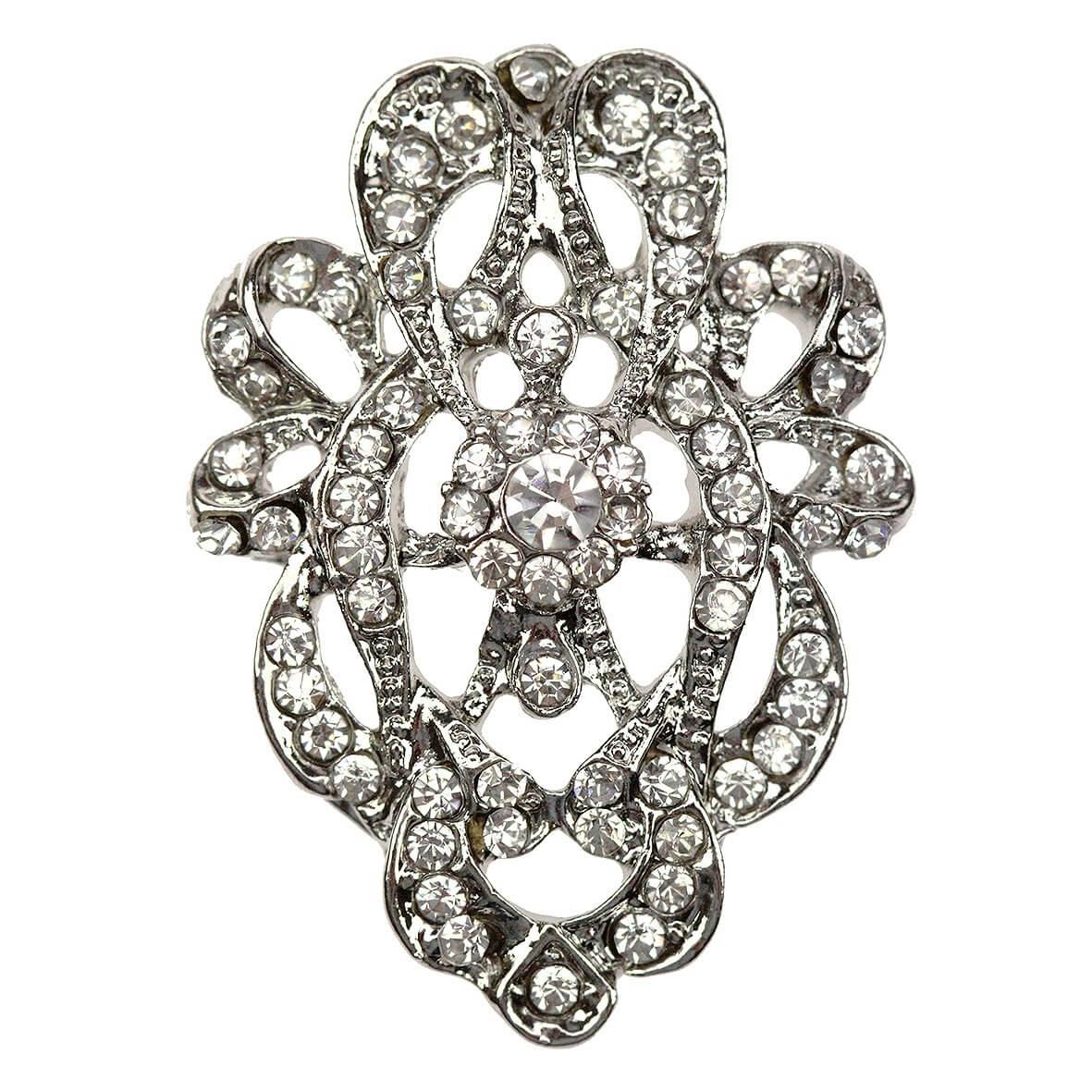 Sirius Diamante Decoration for Wedding Invitations