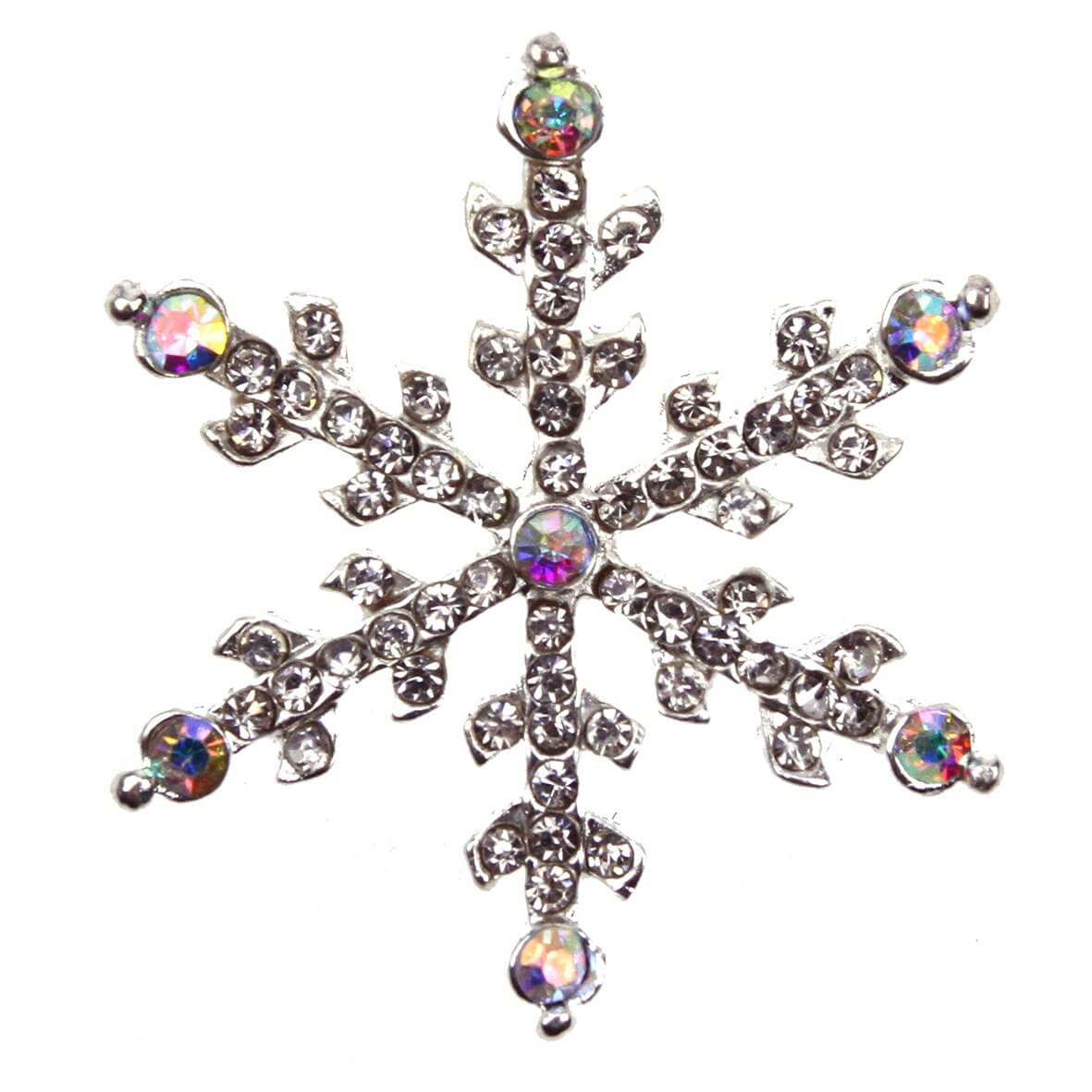 Celebrations Occasions 4 X Silver Snowflake Napkin Ring Christmas Diamante Pearl Ice Crystal Vintage Home Furniture Diy Brightway Edu Mv