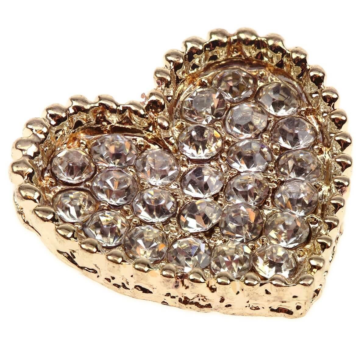 Gold Oribella (Crystal) Embellishment - DIY Wedding Craft
