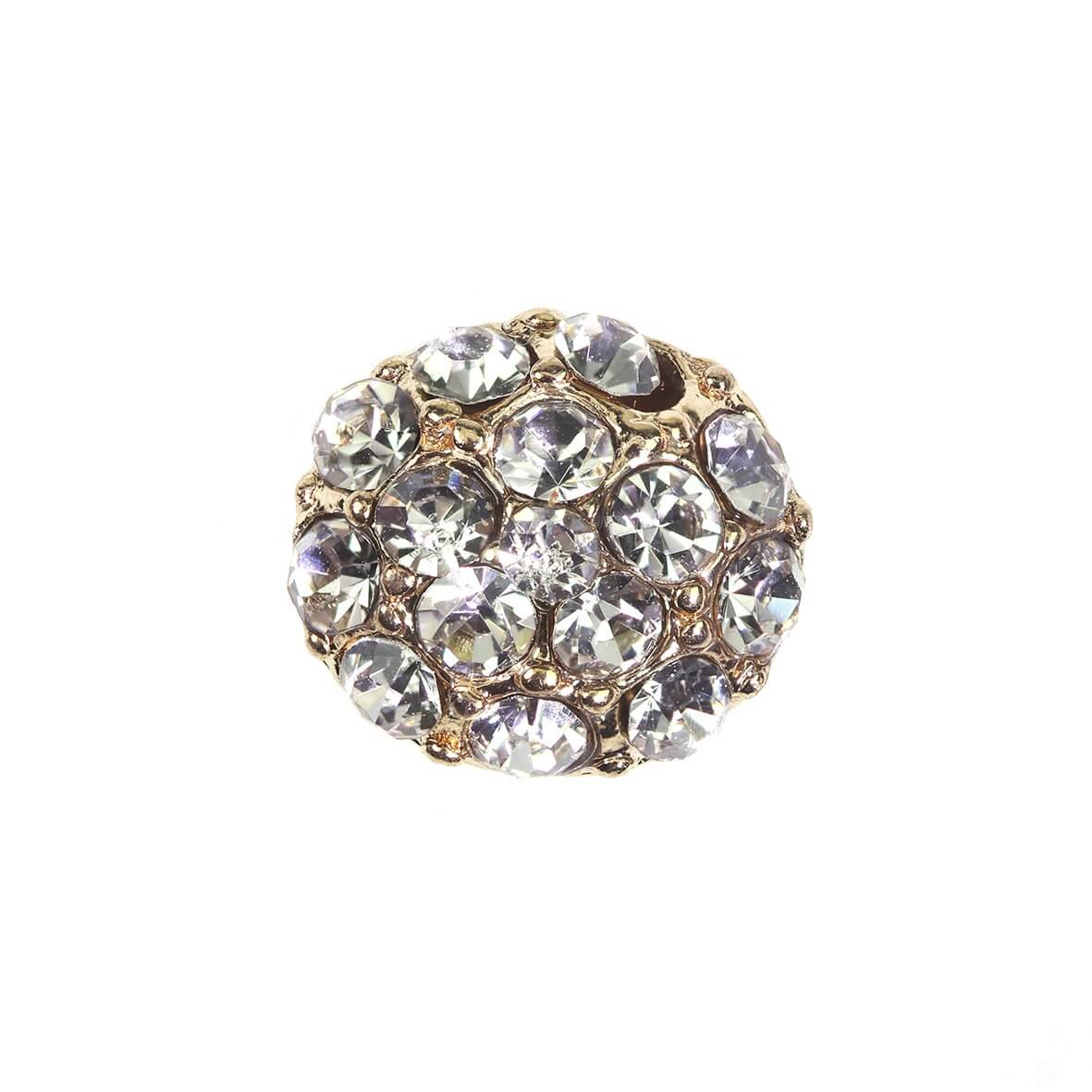 Pia Gold Diamante Embellishment