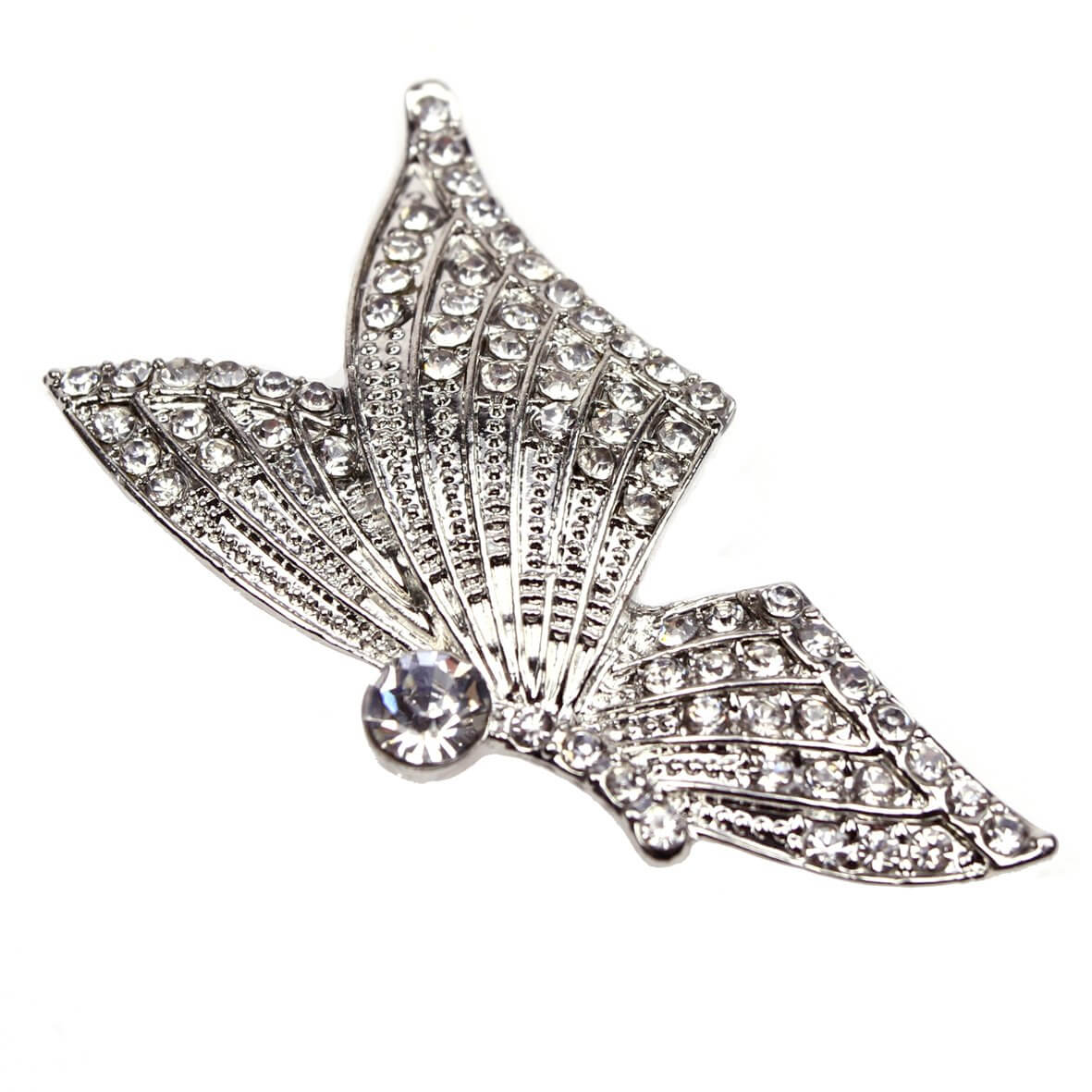 Mariposa - a diamante butterfly embellishment
