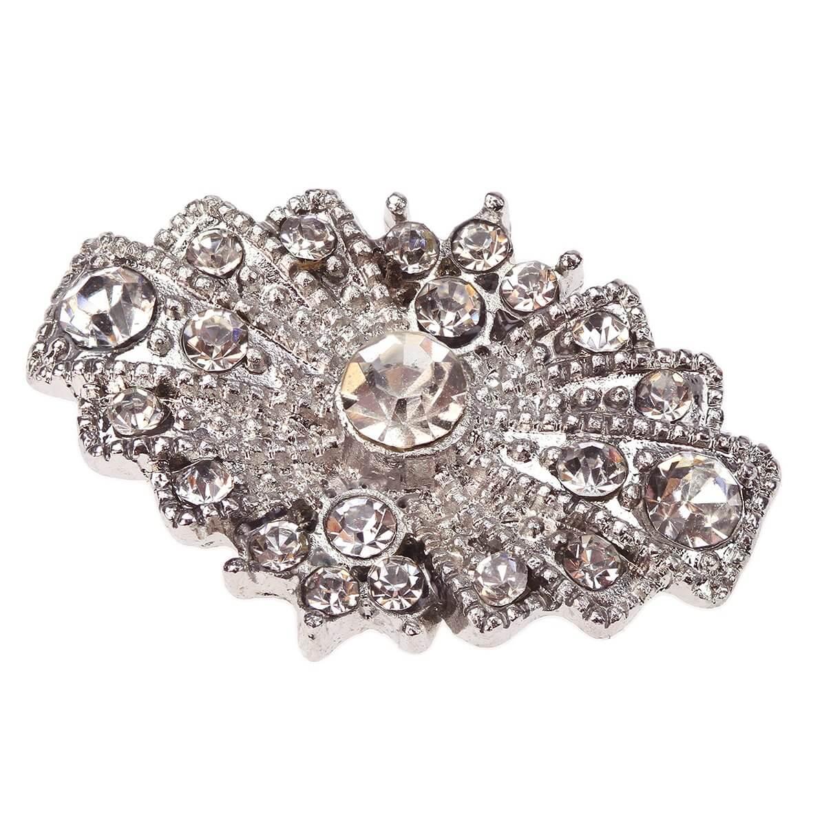 Napier - Art Deco Diamante Embellishment