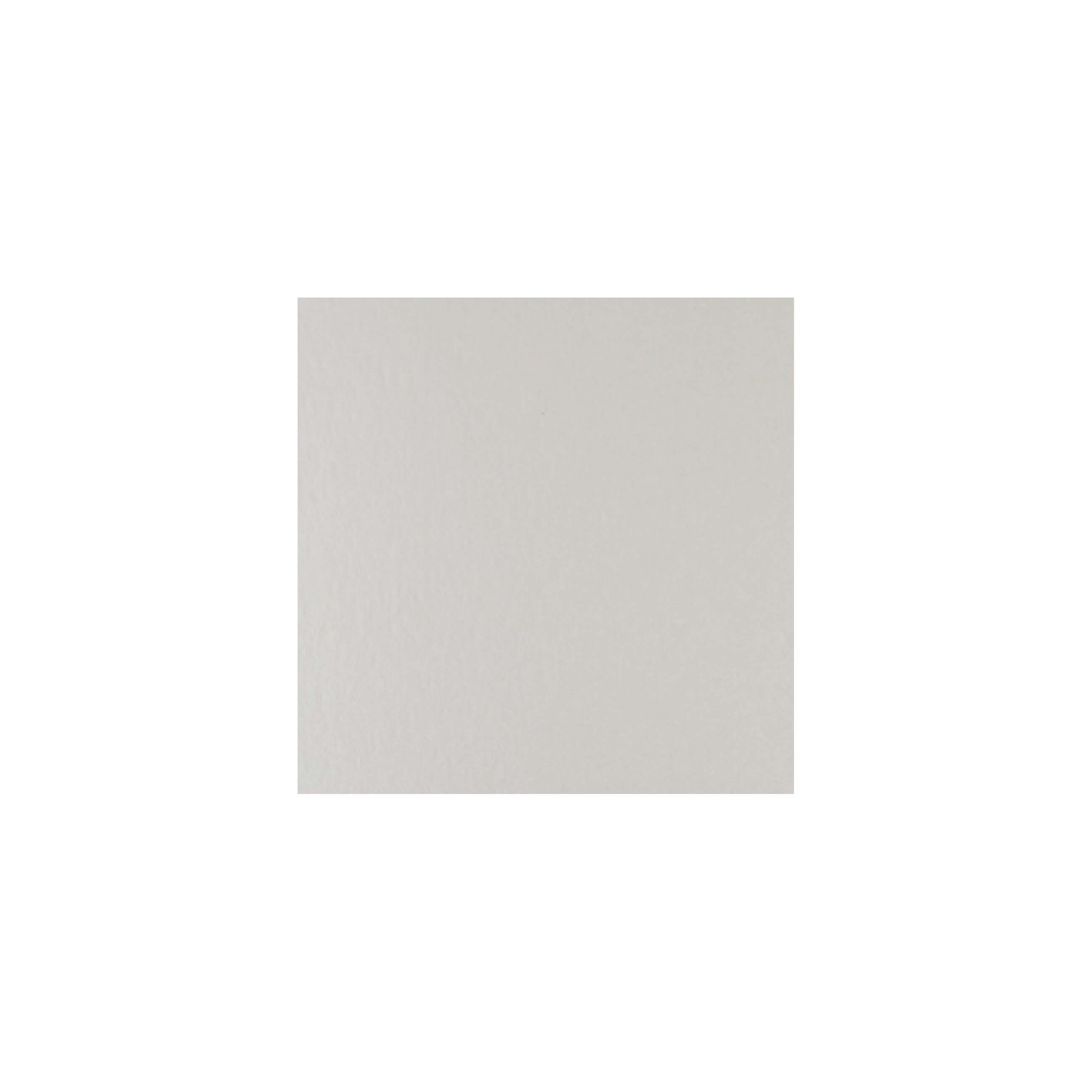 Cardstock 100mm Square - Soft Sheen Ivory