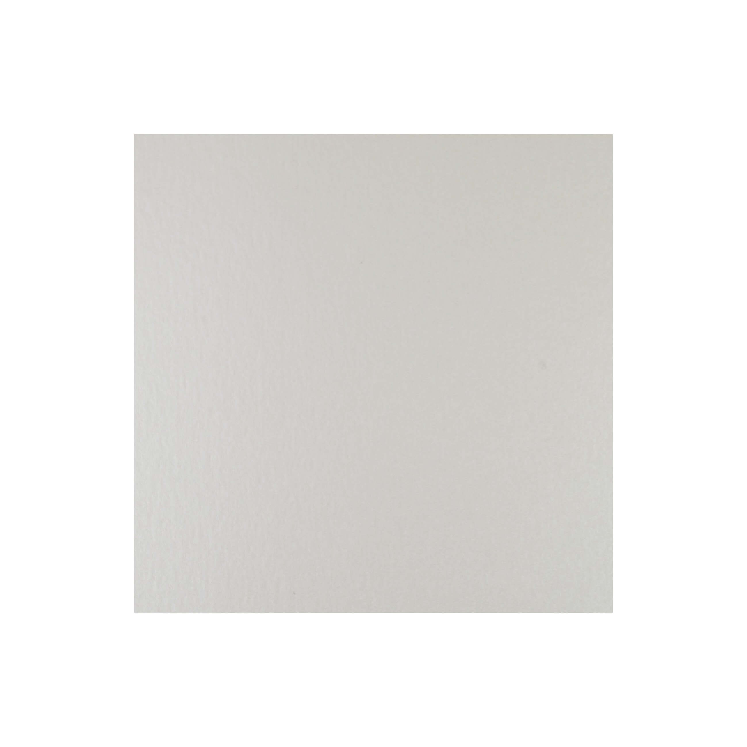 Cardstock 141mm Square - Soft Sheen Ivory