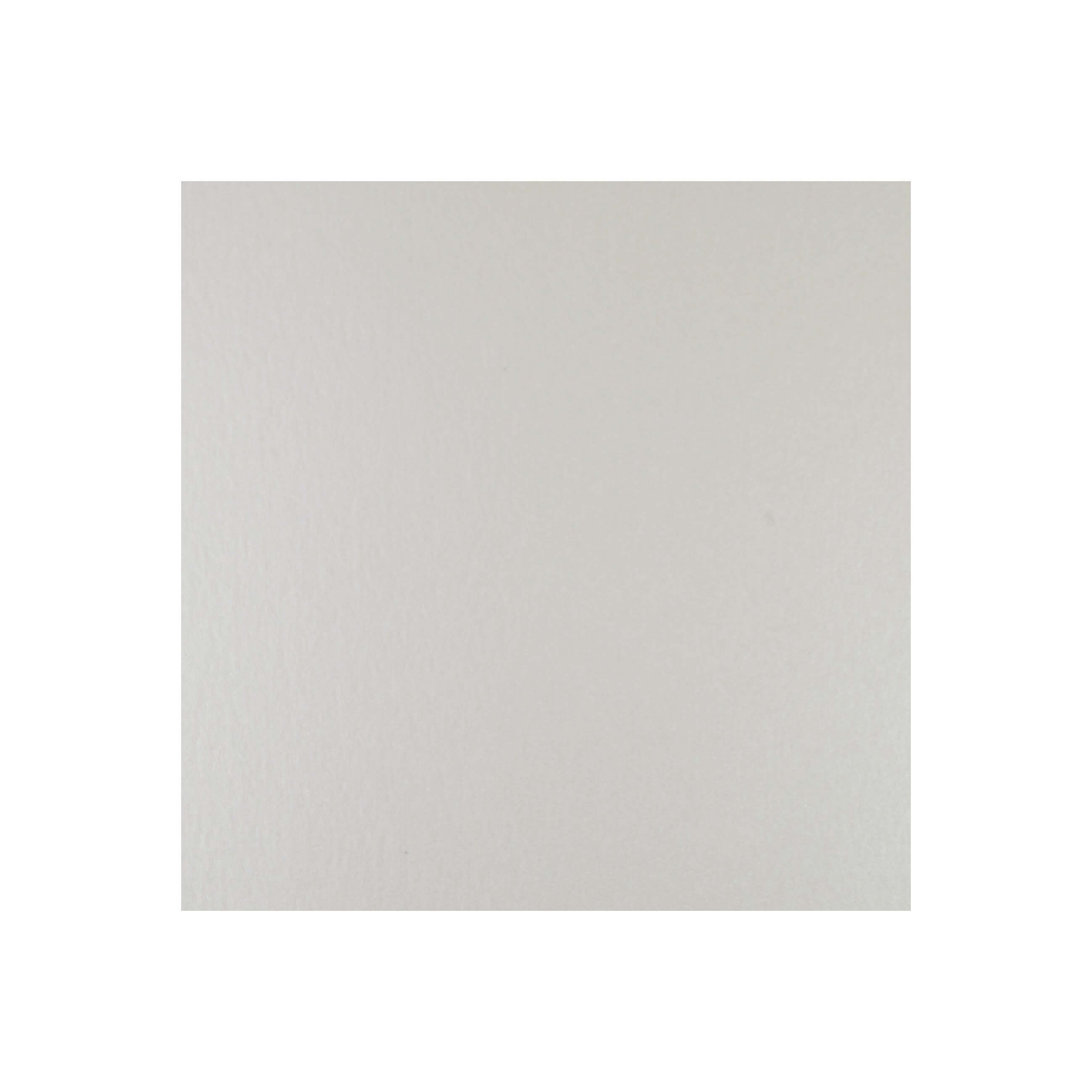 Cardstock 147mm Square - Soft Sheen Ivory