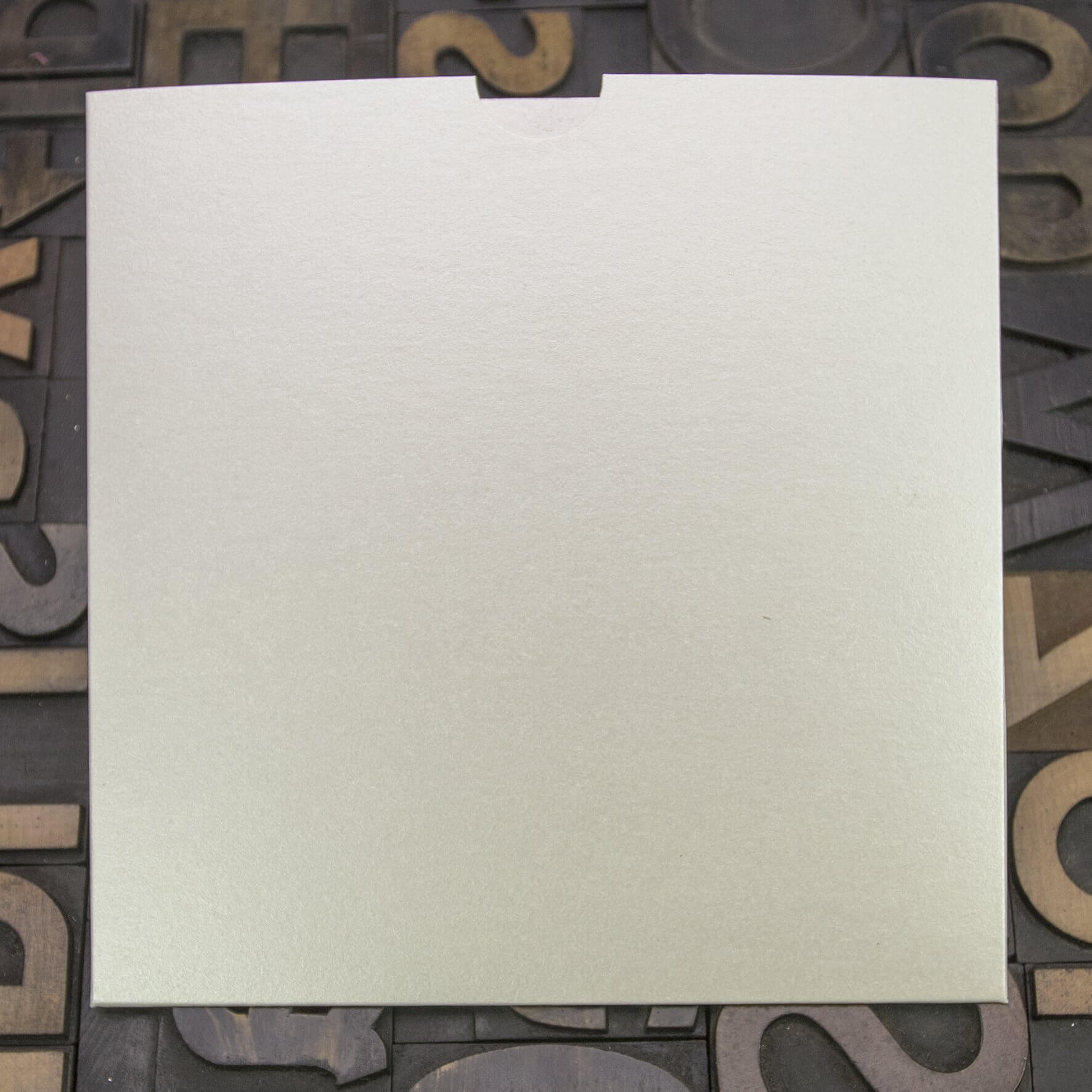 Enfolio Wallet 146mm Sq - Soft Sheen Ivory