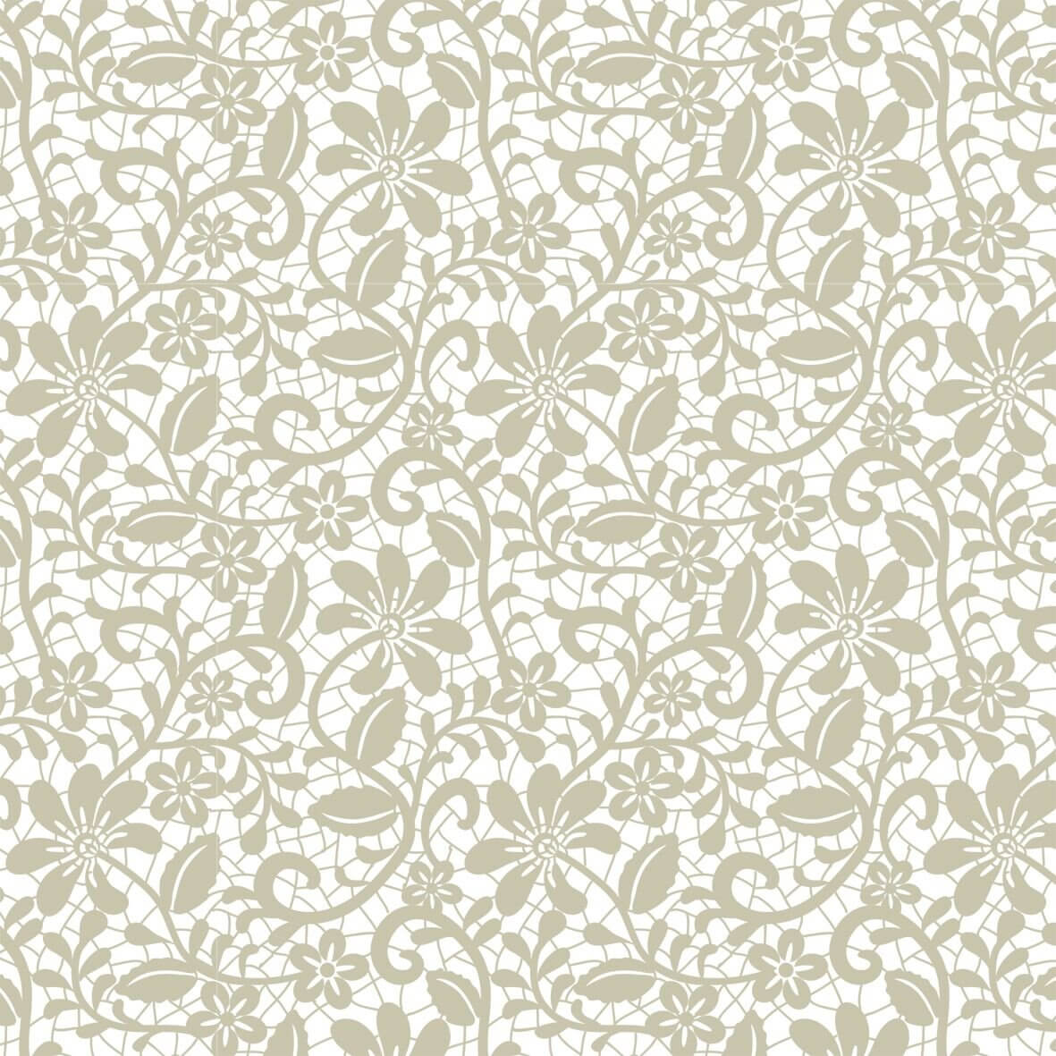 Honiton de Jour Decorative A4 Paper - Zoom