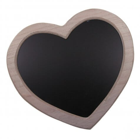Framed Heart Chalkboard