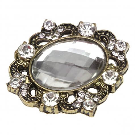 Cinnia Gem Antique Style Embellishment