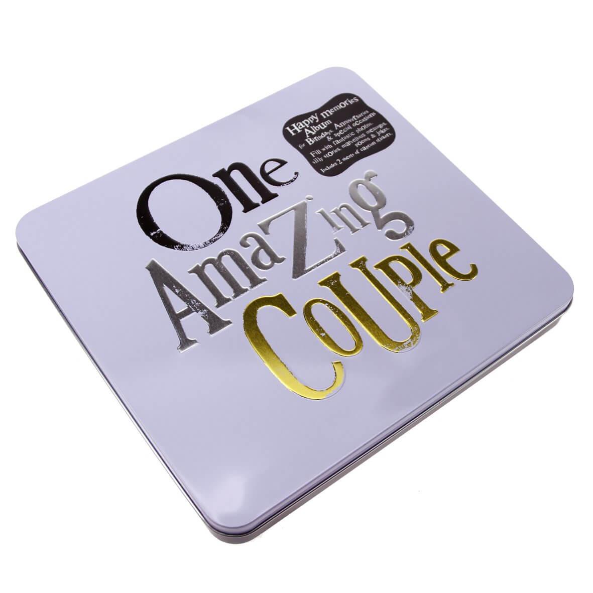 Bright Side 'One Amazing Couple' Memory Album