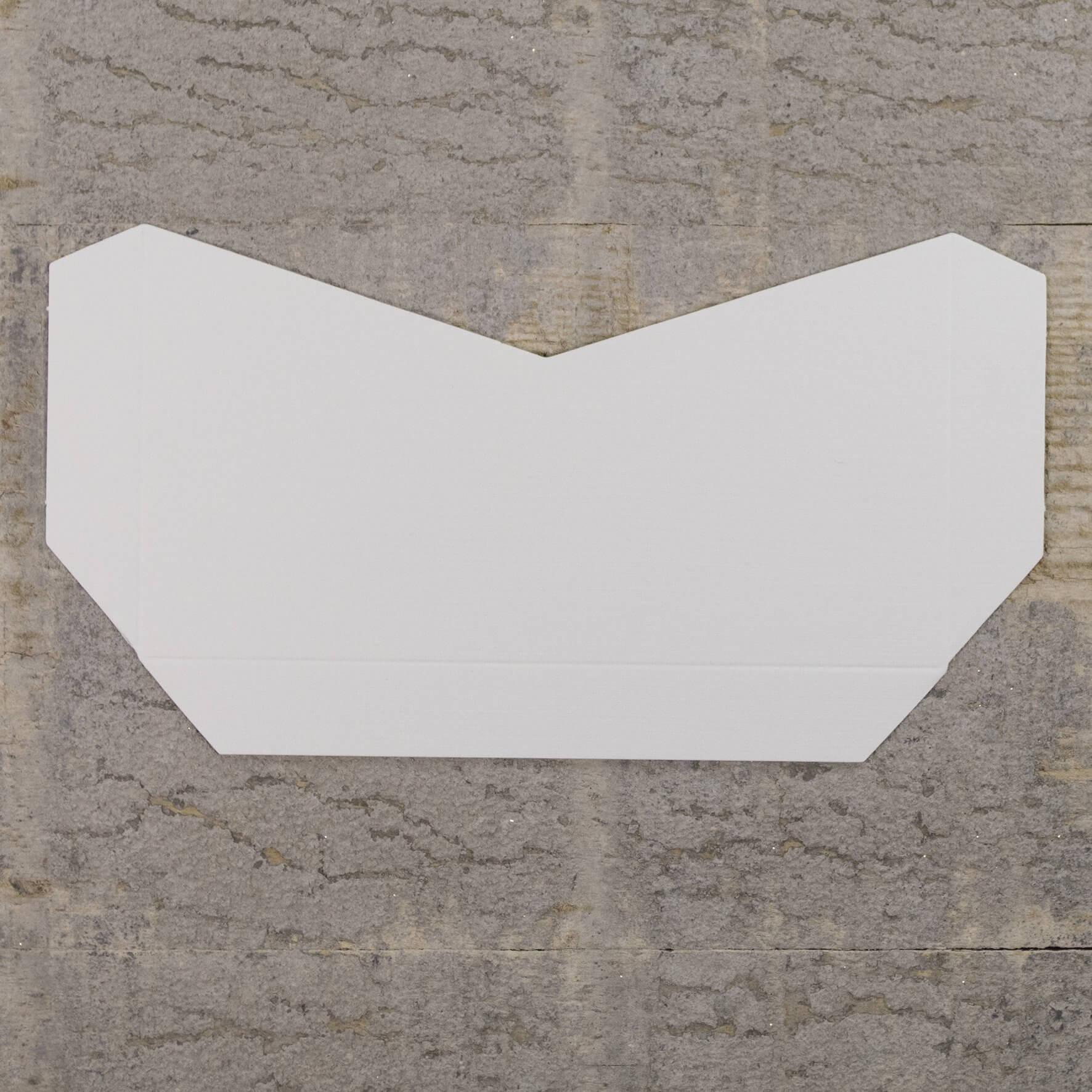 Enfolio Tentfold (Lg Sq) Add On Pocket - Silkweave Ivory