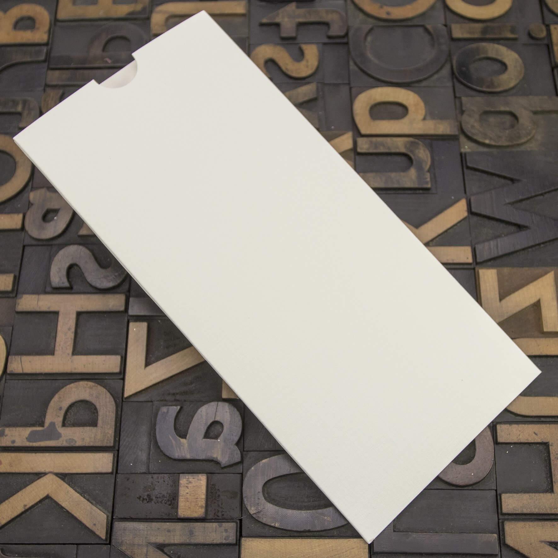 Enfolio Wallet (DL) - Silkweave Ivory