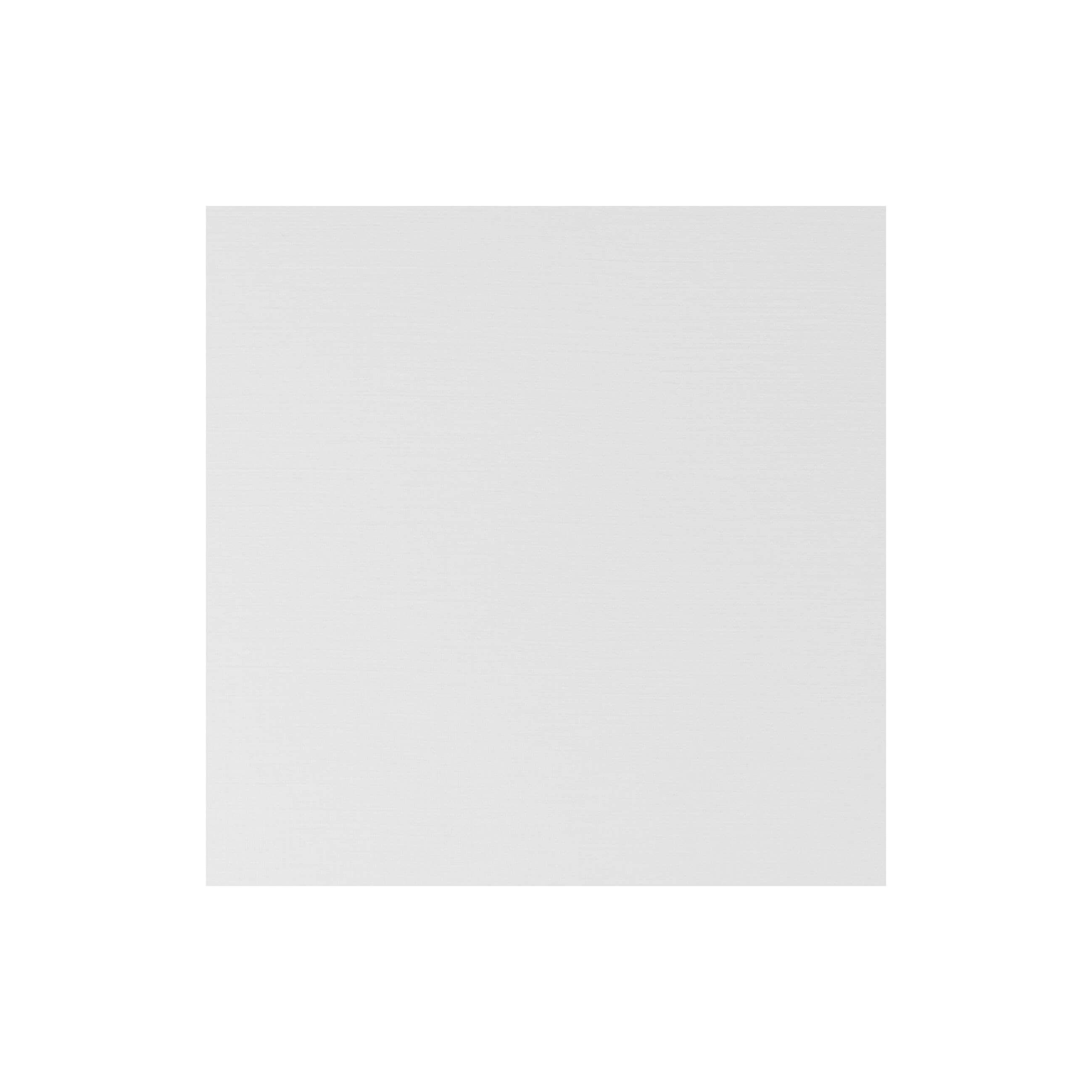 Enfolio Pocketfold (Lg Sq) Cardmount - Silkweave White