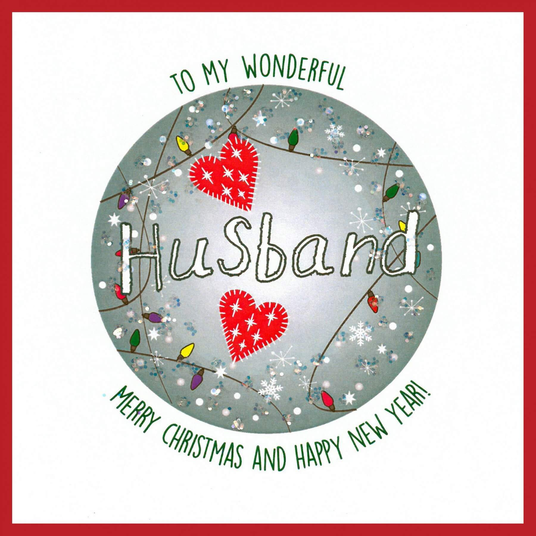 To my wonderful husband merry christmas and a happy new year more views to my wonderful husband merry christmas and a happy new year kristyandbryce Choice Image