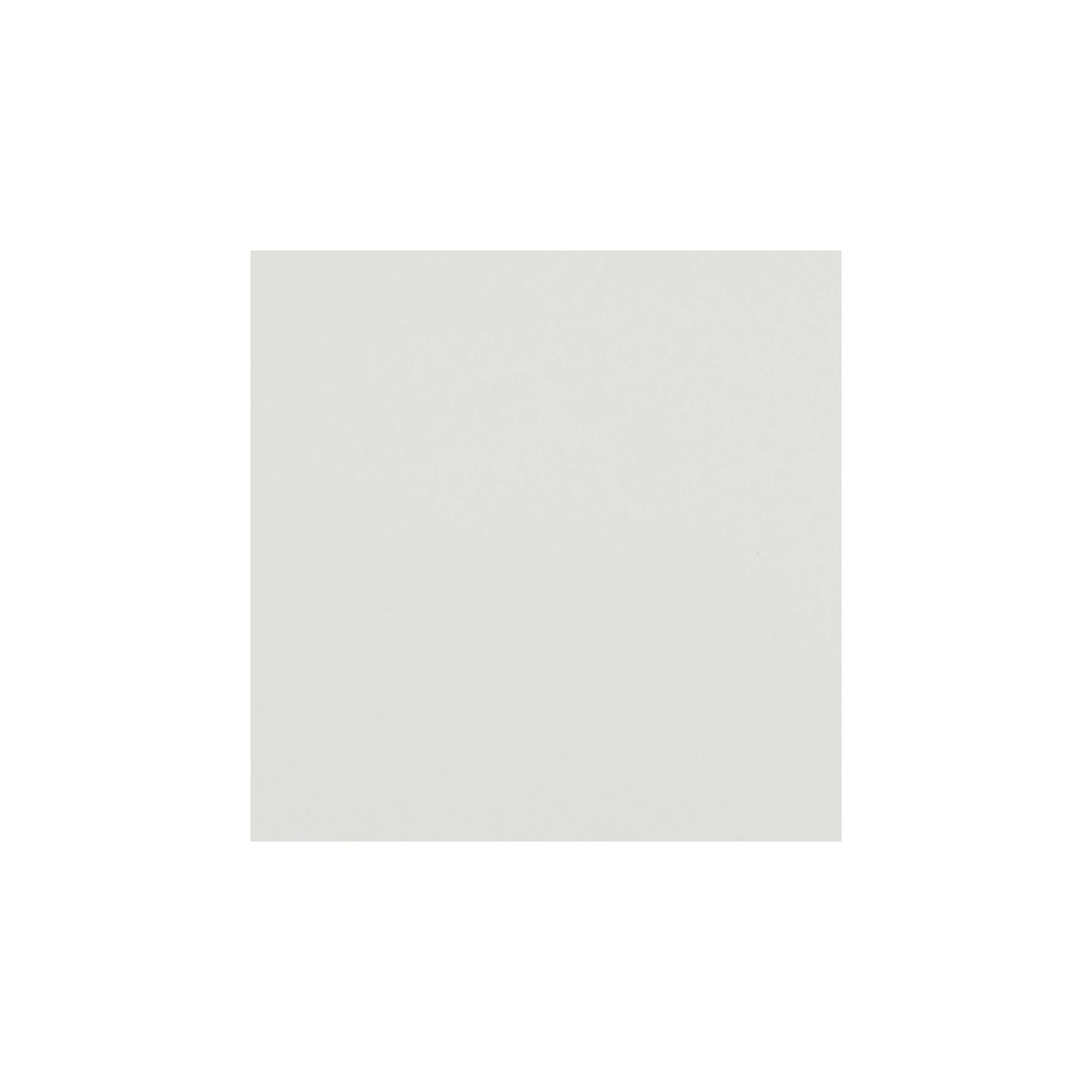 Cardstock 119mm Square - Ivory Sparkle