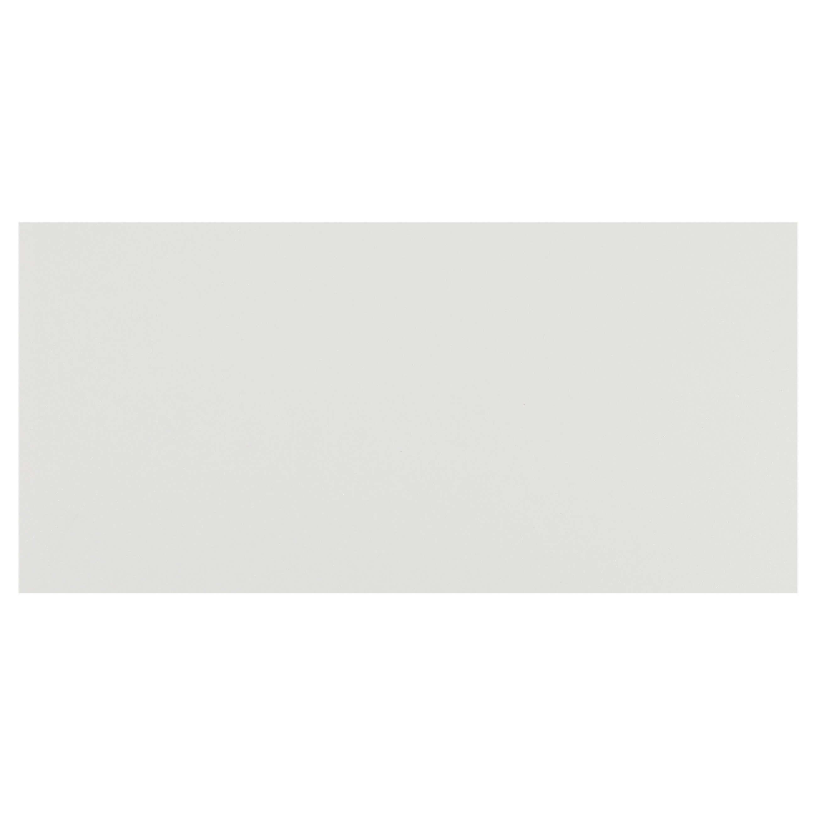 Cardstock DL Base - Ivory Sparkle