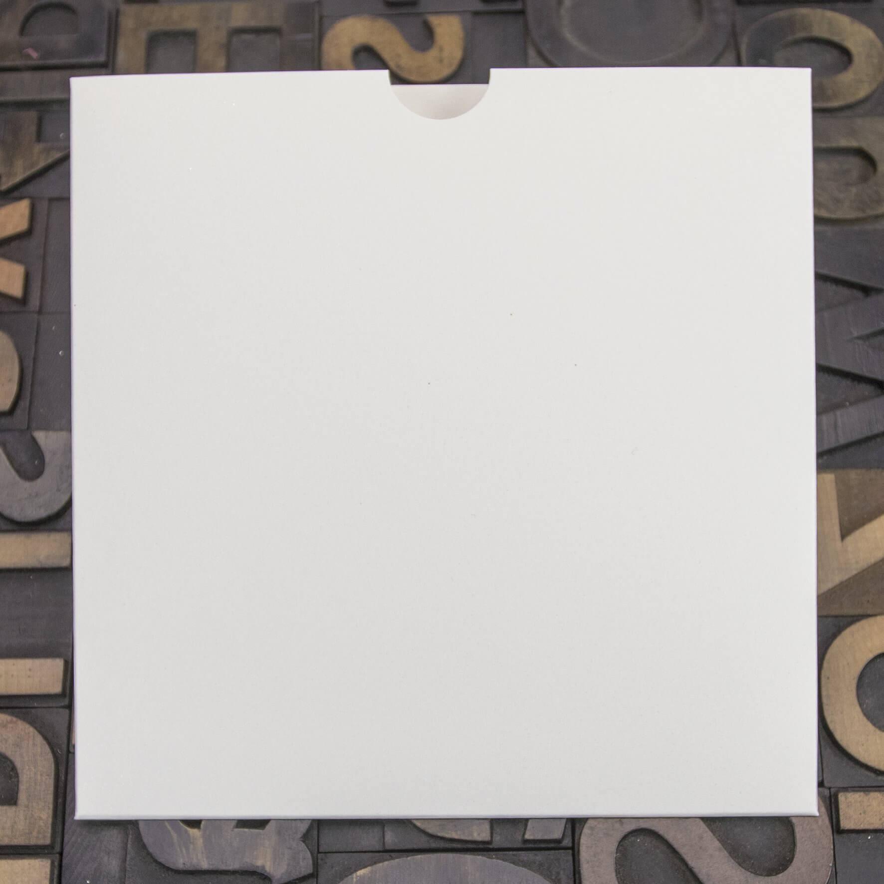 Enfolio Wallet 146mm Sq - Ivory Sparkle