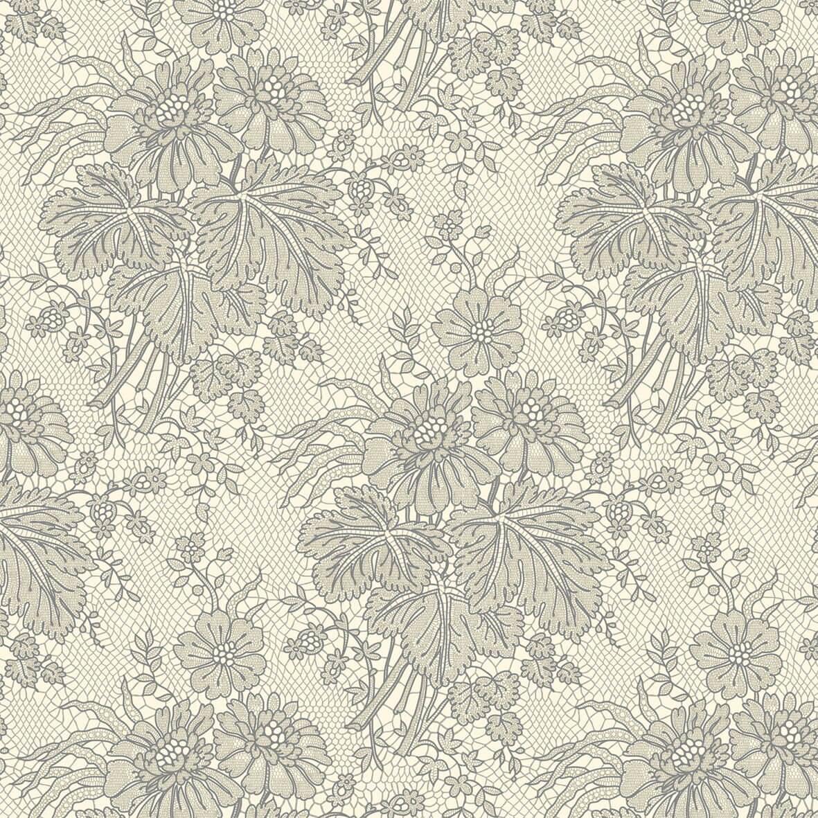 Princess Lace Decorative A3 Paper - Zoom
