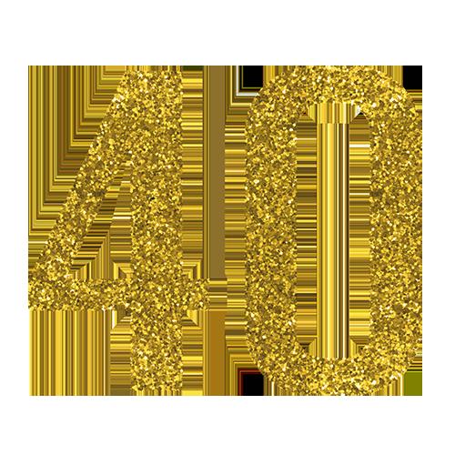 40th Birthday Cards For 40th Birthday Invitations Ideas