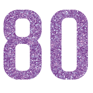 80th birthday wowvow send love and best wishes to your special someone by sending a beautiful handmade 80th birthday card it will make their day bookmarktalkfo Image collections