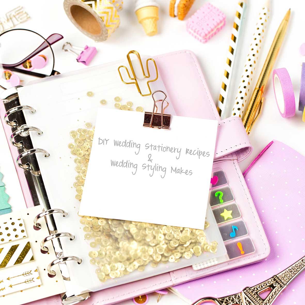 DIY Wedding Stationery, Wedding Invitations & Wedding Craft Supplies