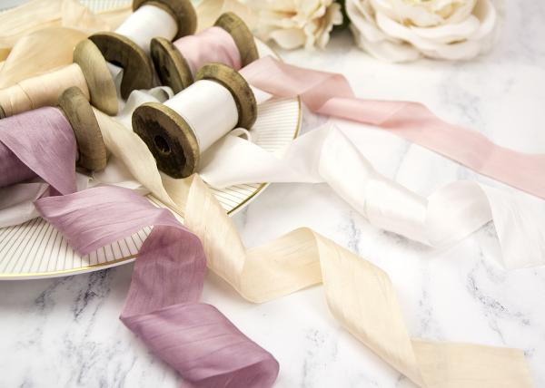Ribbon for Weddings, Crafting and DIY Stationery