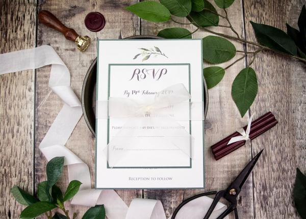 Wedding Stationer Spotlight - Mandy Bateman of 'Todaisys'