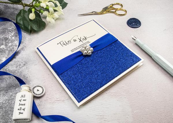 Blue Wedding Themes and Colour Combos