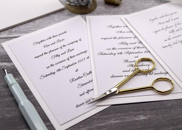 Some Favourite Wedding Fonts