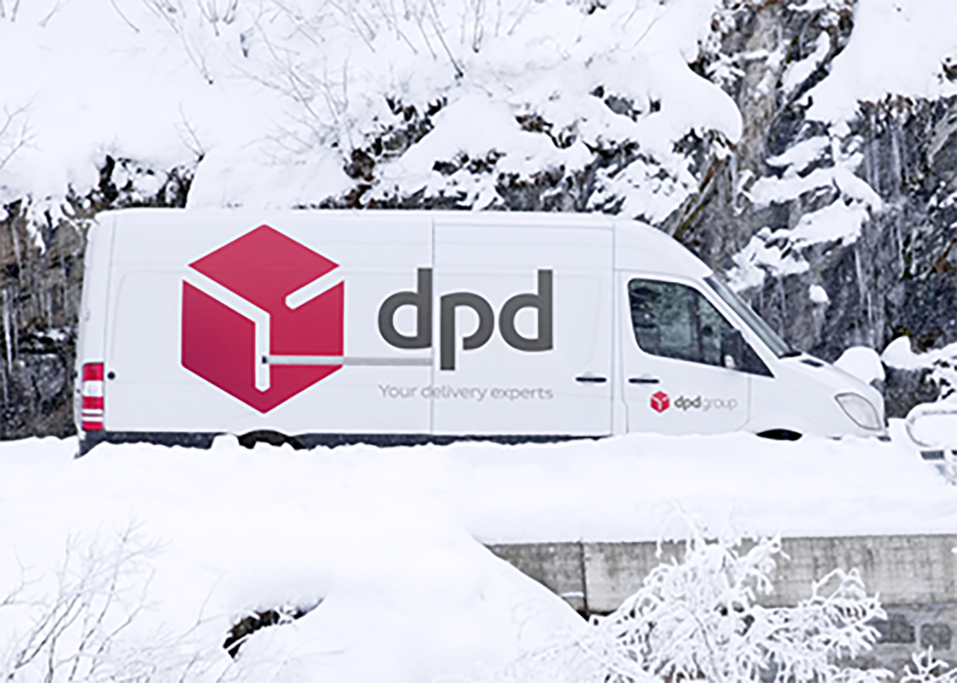Snow impacting on DPD Sunday Service