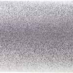 Luxe Cosmic Silver Glitter Card