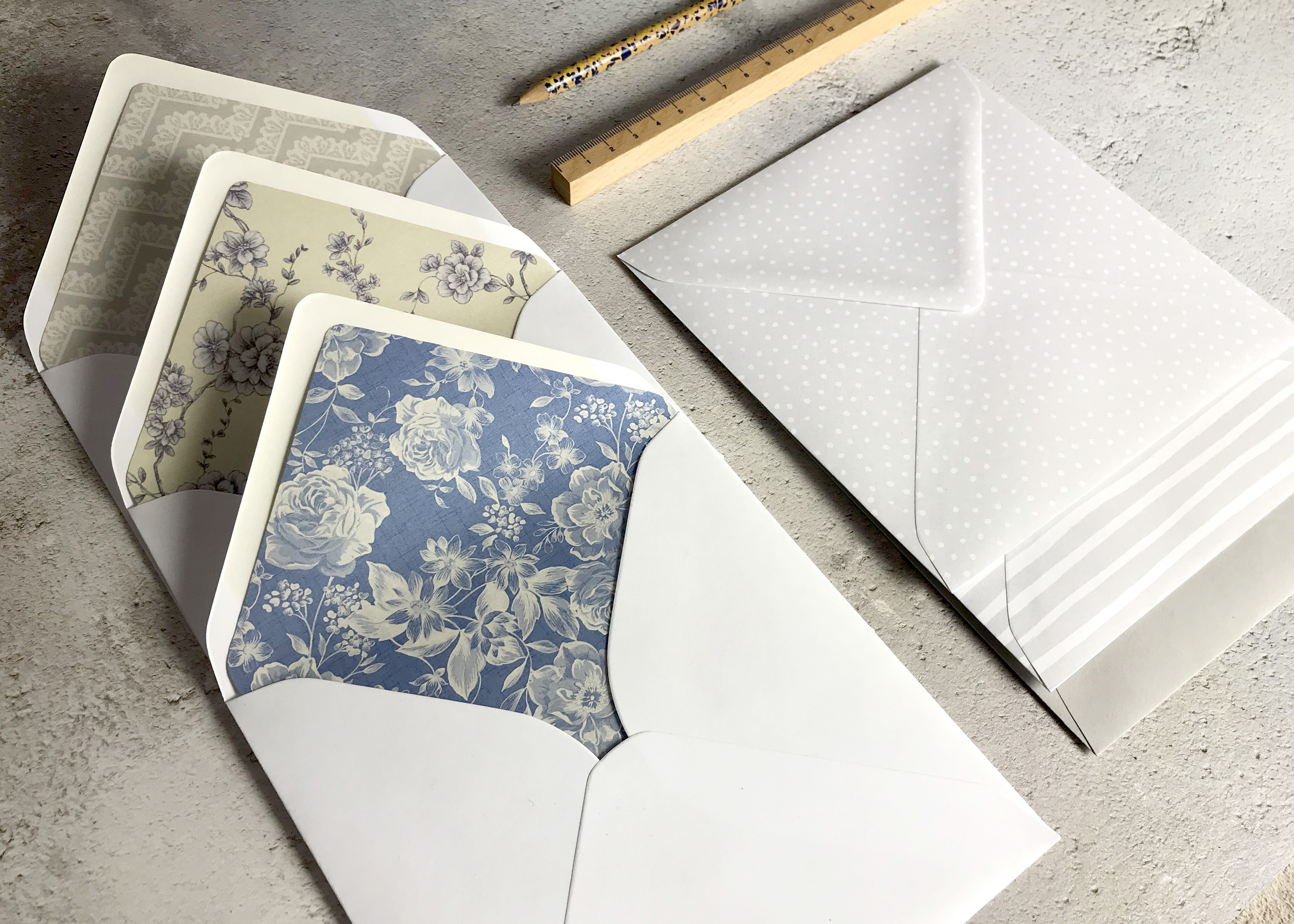 Envelope Liners are Trending for 2018