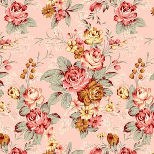 Millie Bouquet Decorative Paper