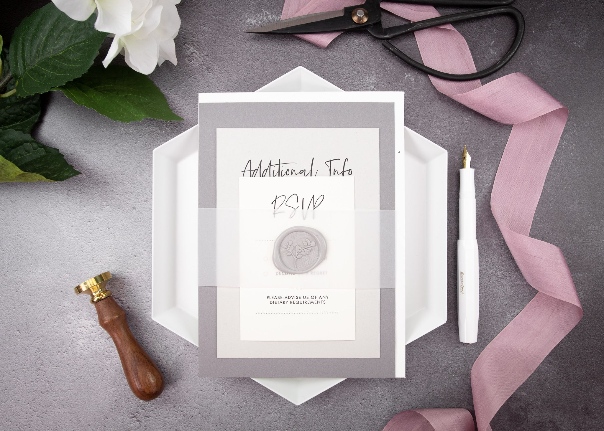 DIY Wax Seals – Unique and Beautiful Embellishments for Wedding Stationery