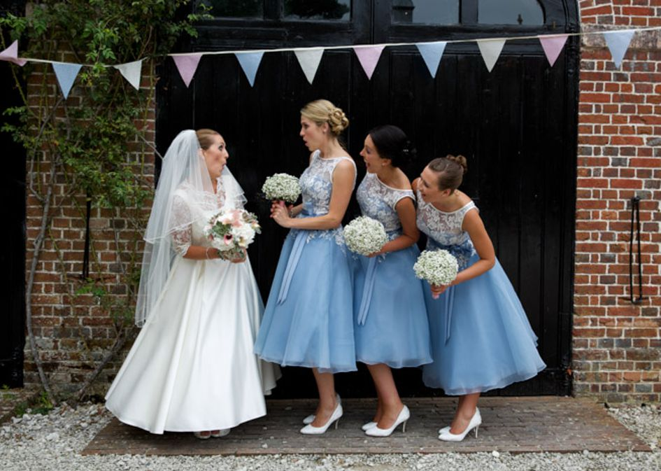 Wedding Colour Theme: Baby Blue for Spring/Summer Weddings