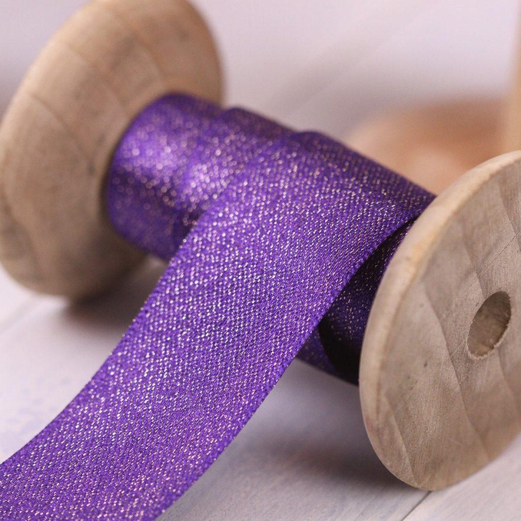 Glitter Satin Ribbon