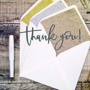 Thank you cards inspiration and ideas