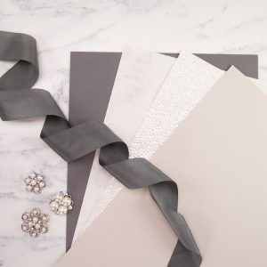 DIY wedding craft materials
