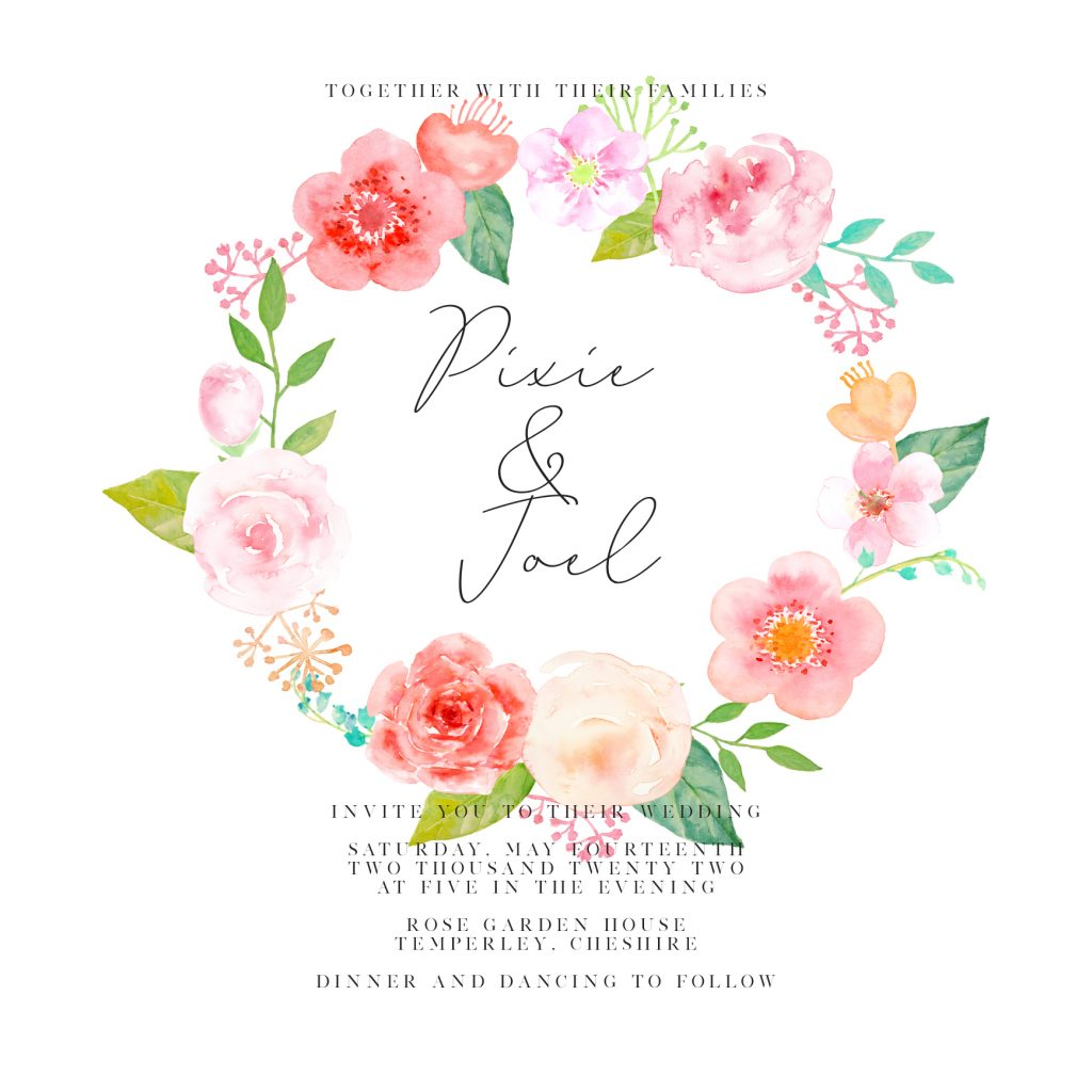 Wedding fonts - Adorable and Silver South Serif